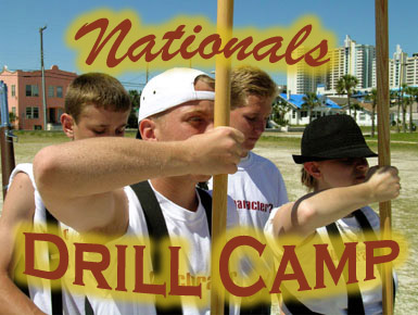 Nationals Drill Camp