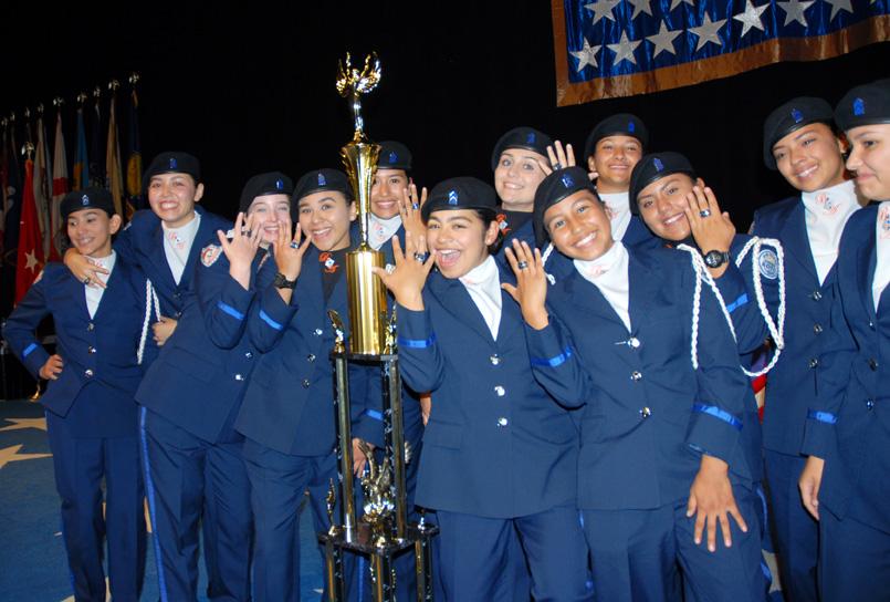 Blue Aces - Brandeis HS