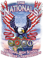 Nationals Patch