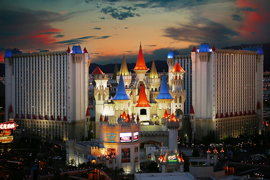 Excalibur Resort & Casino
