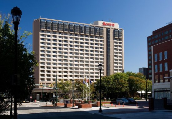 Marriott Richmond Downtown HQ